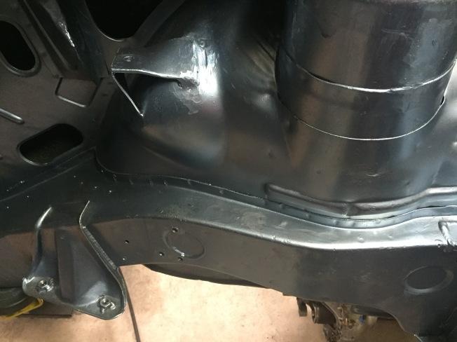 driver side mount